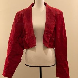 Ashley Stewart Bolero jacket